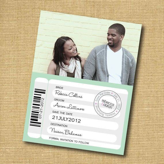 1000 images about SavetheDate Cards – Save the Dates for Destination Weddings