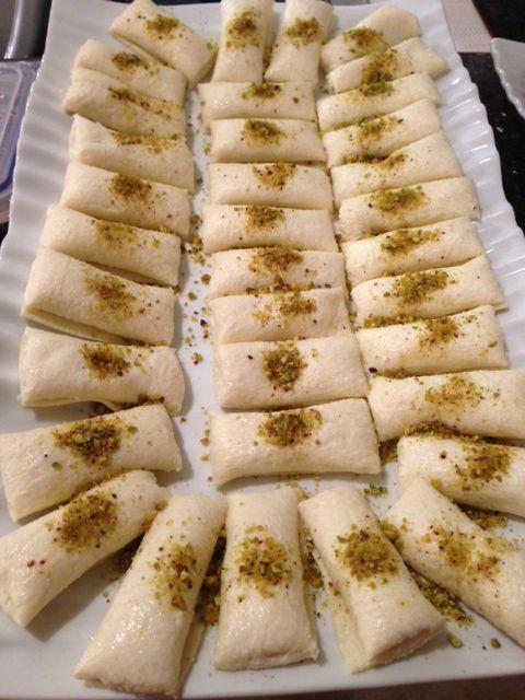 Halawat el Jibn (Sweet Cheese) Dessert by DedeMed #Food # ...