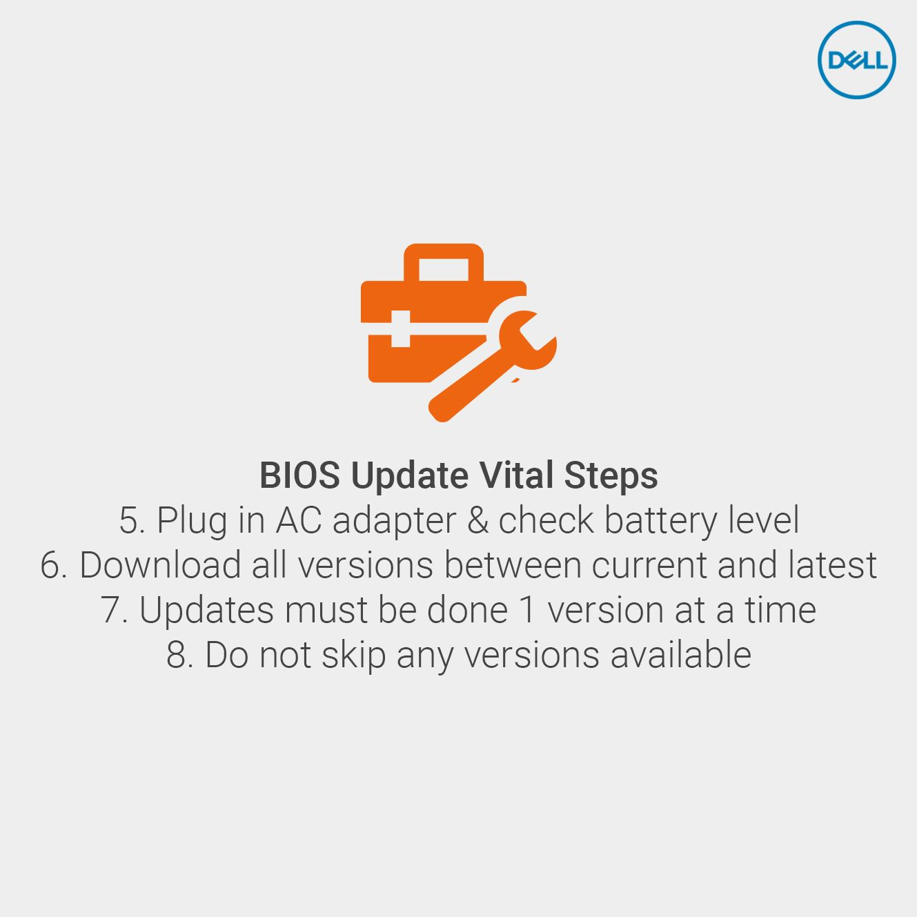 Updating your #BIOS is one of the most important steps when