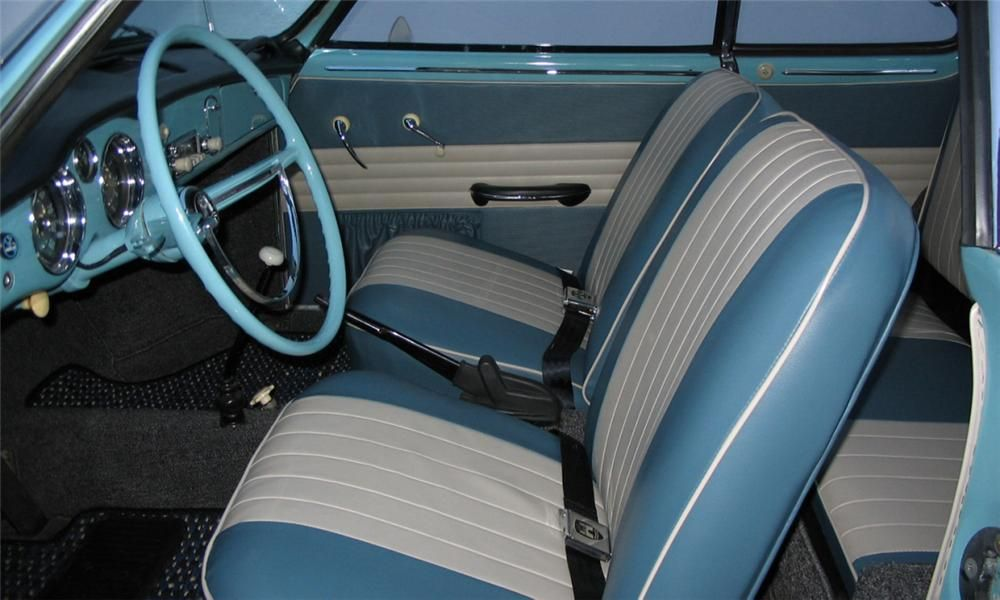 Karmann Ghia Interiors 1963 Volkswagen Karmann Ghia Lot 1501