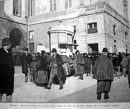 Teatro alla Scala - Wikipedia nel 2020 | Teatro, Scale ...