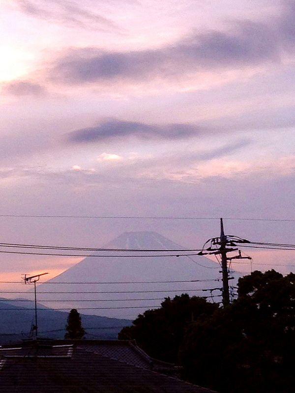 Mt.Fuji 富士山 7/12/2014 (Shizuoka Japan 静岡県裾野市)