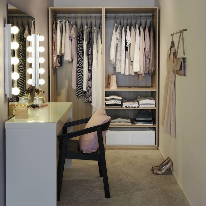 ikea vestidor mujer Arquitectura Pinterest Vestidor, Ikea y