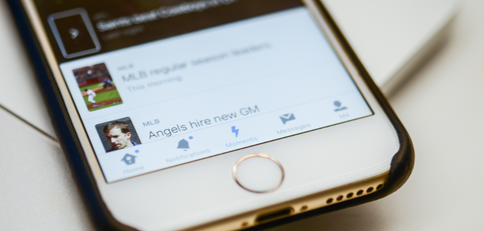 This is how I enabled Twitter Moments on my iPhone outside the US
