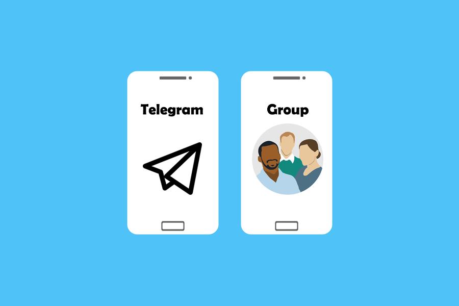 How To Create Telegram Group (AndroidIOSWindows