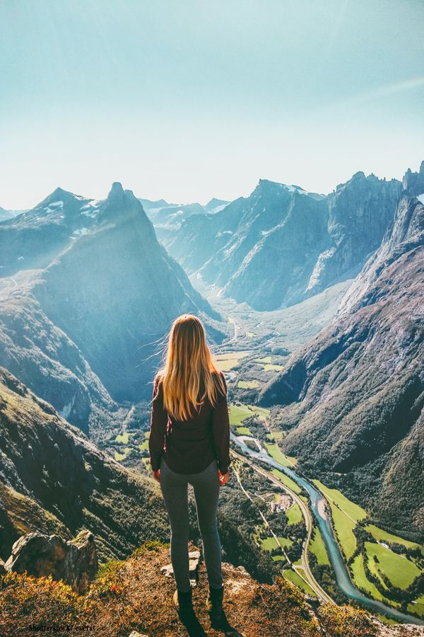 18 Epic Multi Day Backpacking Trips In Canada: Norwegen: Im Eis Des Sommers. Mit Kajak Und Steigeisen