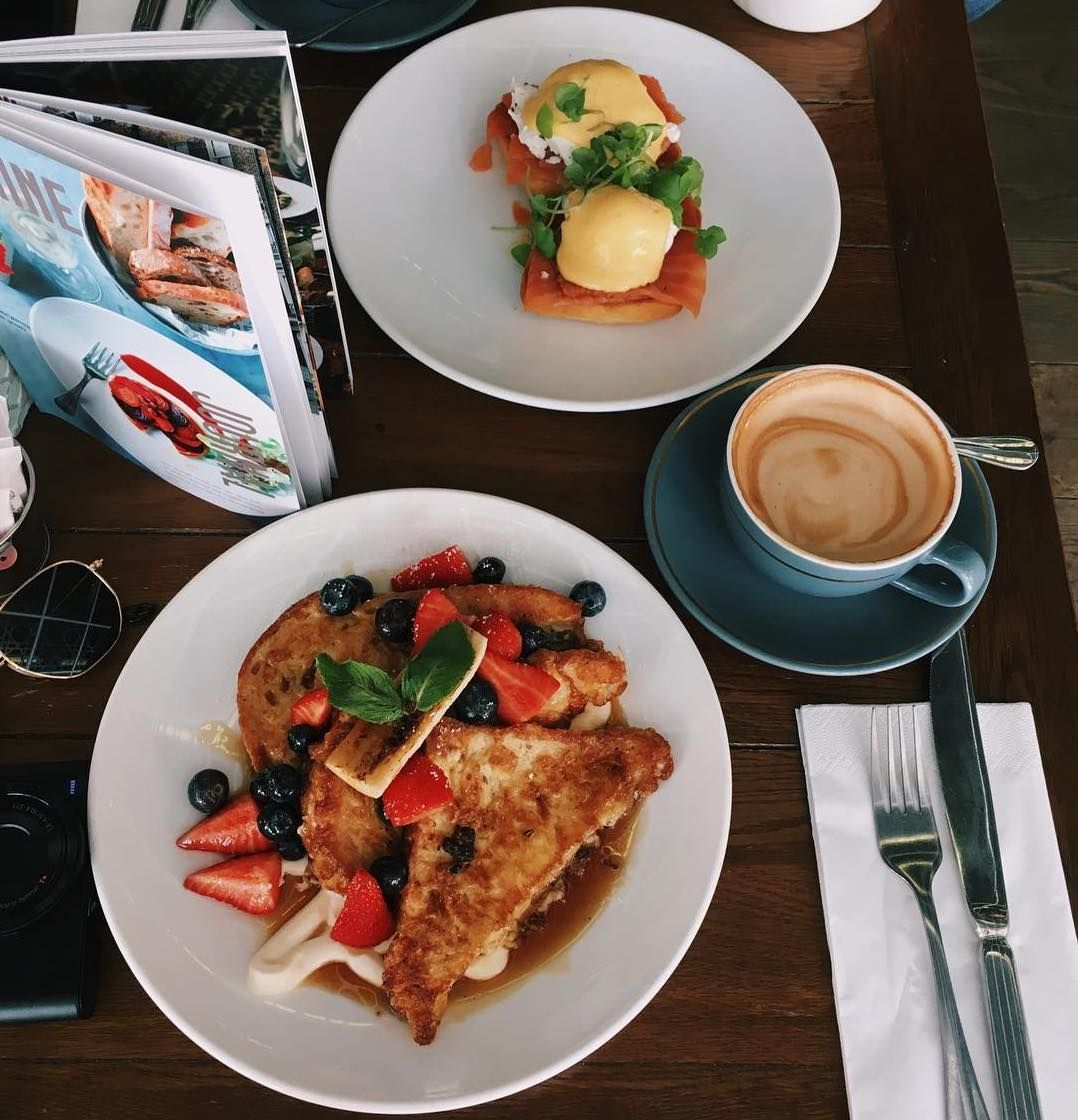 Now You Can Enjoy Breakfast For Longer With Our All Day Brunch Menu