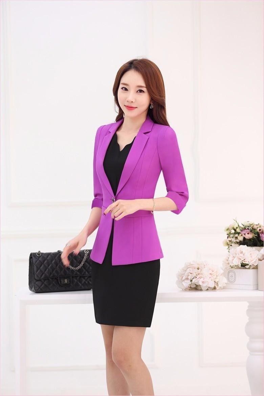 fbf704f7978 Stylish Summer Business Professional attire for Women Ideas ...
