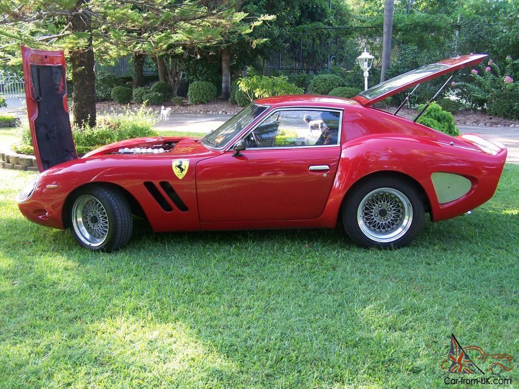 Ferrari Coupe 250 GT KIT CAR for sale - http://sportscarx.com ...