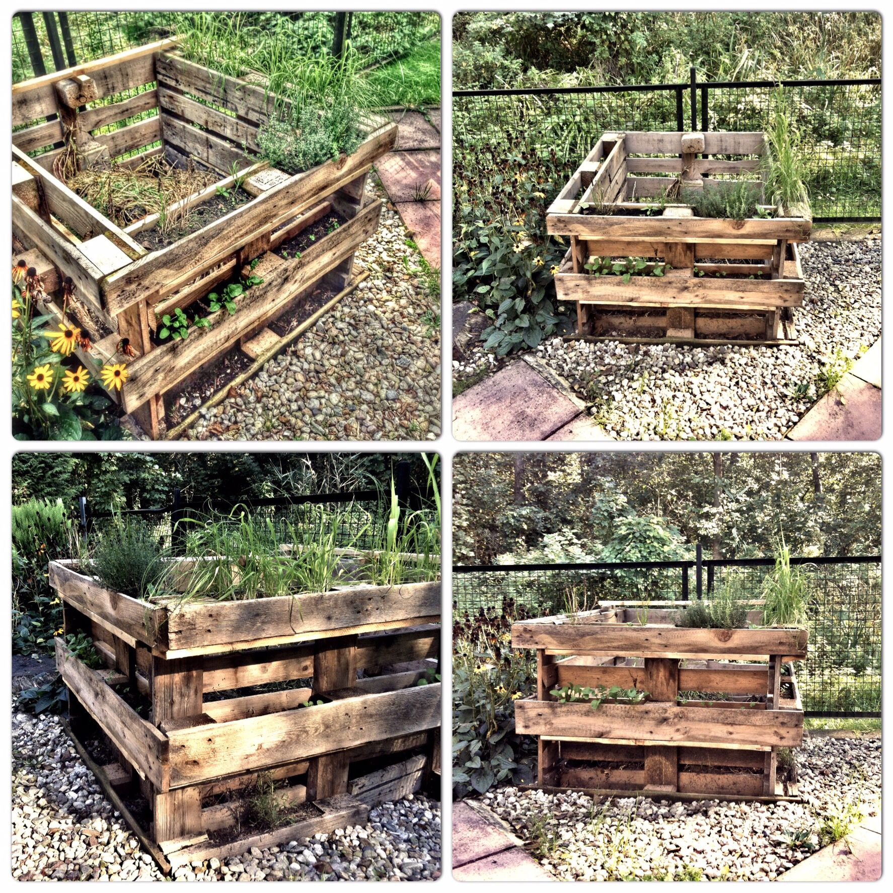 projekt kompost pallett projects pinterest kompost m bel aus paletten and garten. Black Bedroom Furniture Sets. Home Design Ideas