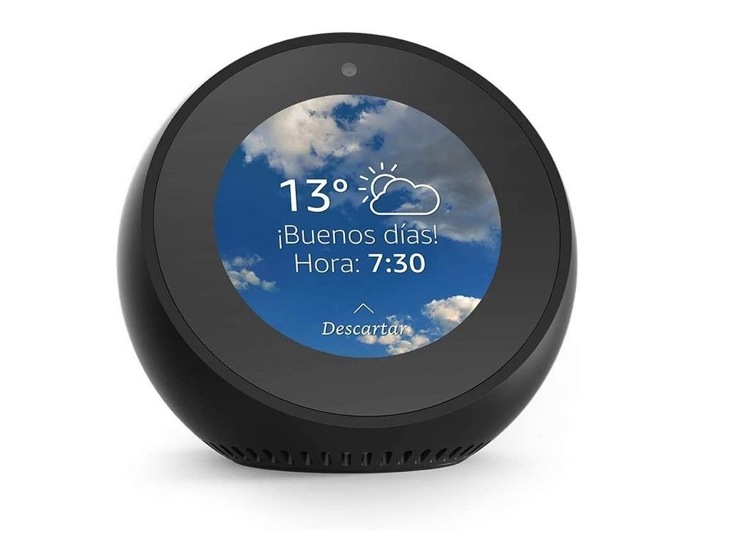 Echo Spot La Propuesta De Amazon Para Que Alexa Nos Ayude A Despertar Cada Mañana Más Barato Que Nunca Hoy 84 99 Euros Ya Desperte Alexa Termostato