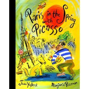 Paris in the spring with Picasso