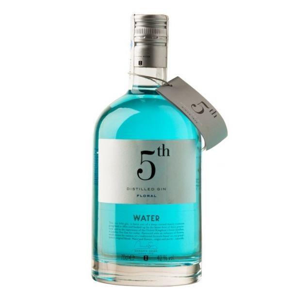 5th Water Floral Botellas De Mezcal Botellas De Licor Y Ginebra