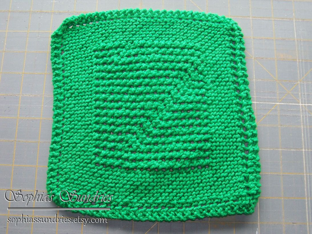 Image result for dishcloth knitting patterns free