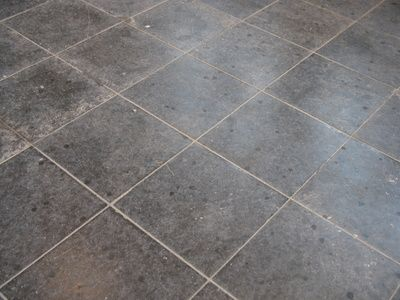 How to Shine Ceramic Tile Floors | Tile grout, Grout and Cleaning