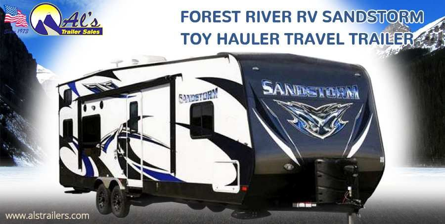 Portable Flexible And Lightweight Rv Info Toy Hauler Travel