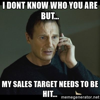 04b72a09f3c894cc1202d056e824d9e4 funny sales meme being target motivated is one quality of a