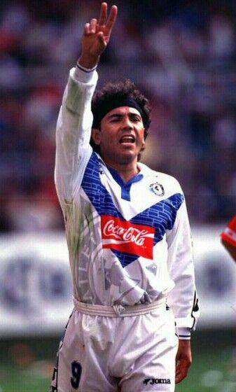 Hugo Sanchez, no hace falta descripcion