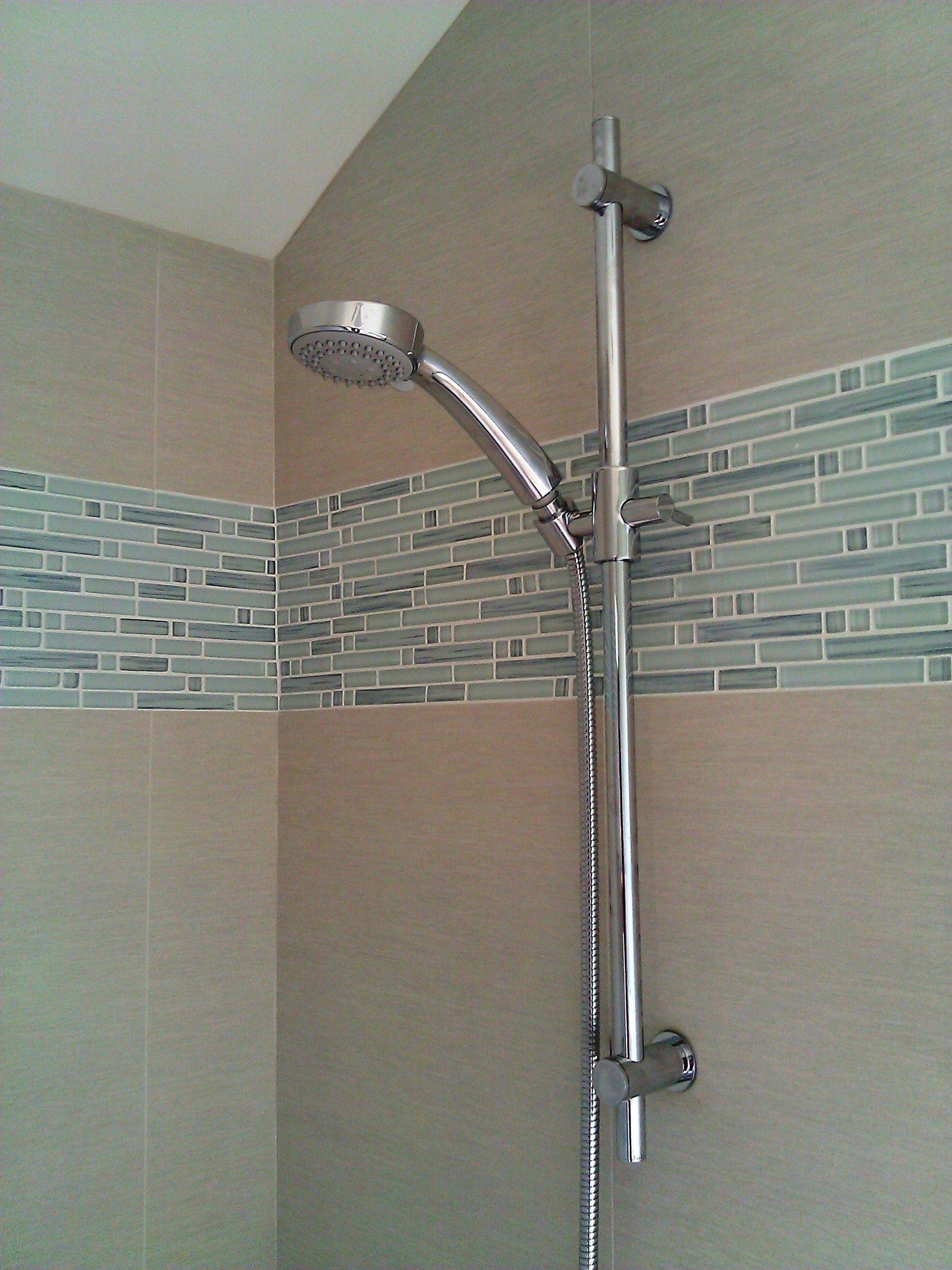 bathroom accent tile ideas | a1houston
