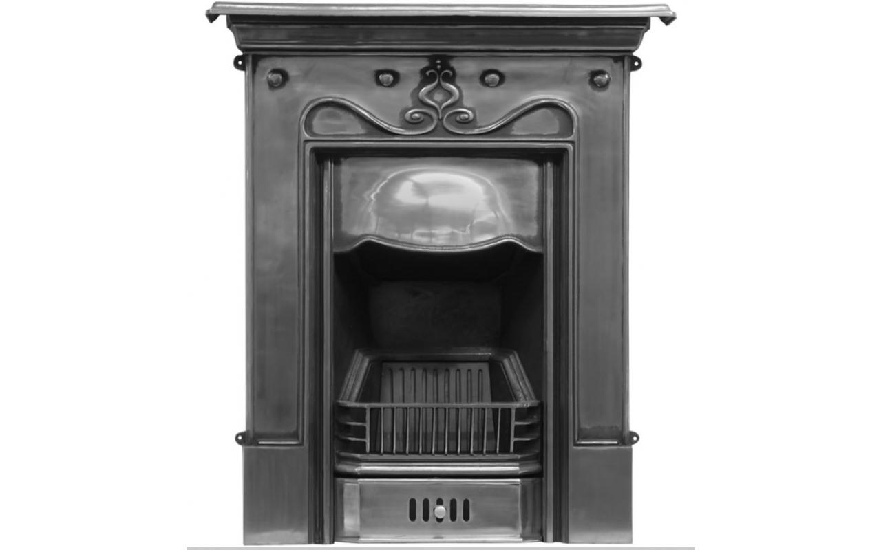 Tulip Combination Fireplace Cast Iron Fireplace Victorian
