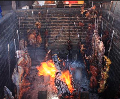 Mexican Style open pit BBQ | Fire and Food | Pinterest ...