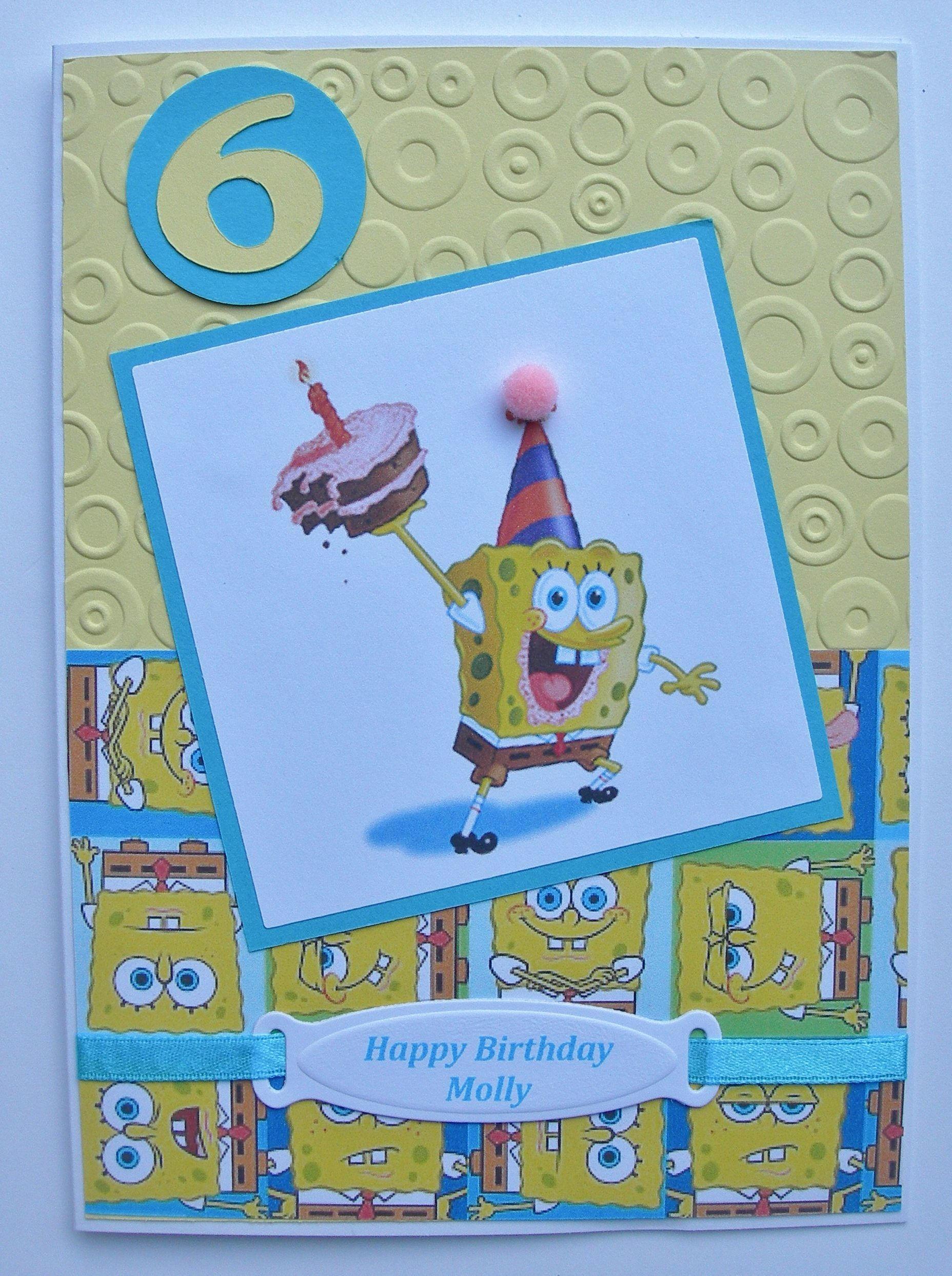 SpongeBob printables Pinterest