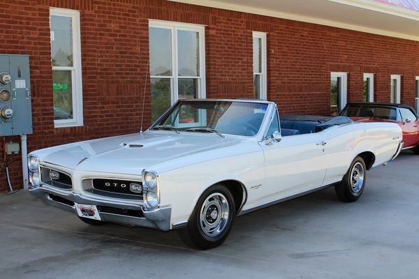 1966 Pontiac Gto Convertible For Sale Pontiac Gto Pontiac Gto