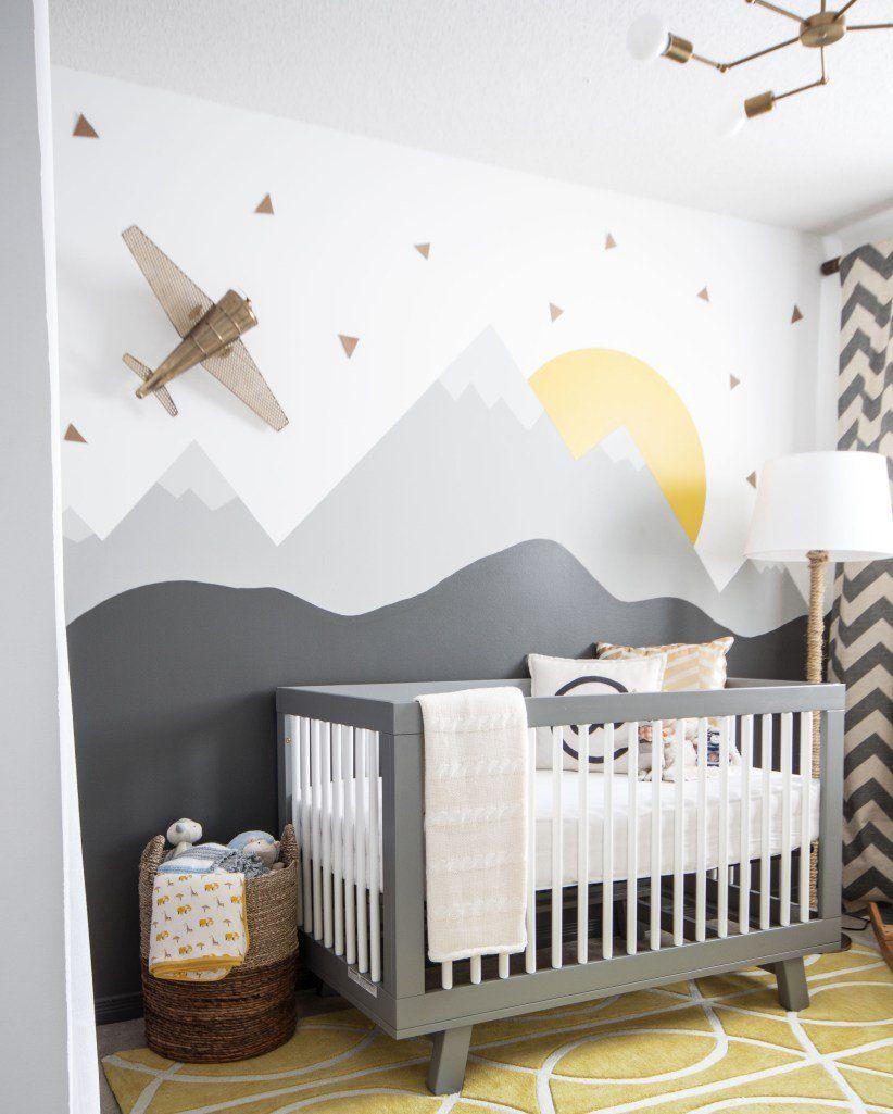 Idee Pittura Cameretta Bambina cameretta dei bambini • 70 idee per una stanza moderna e