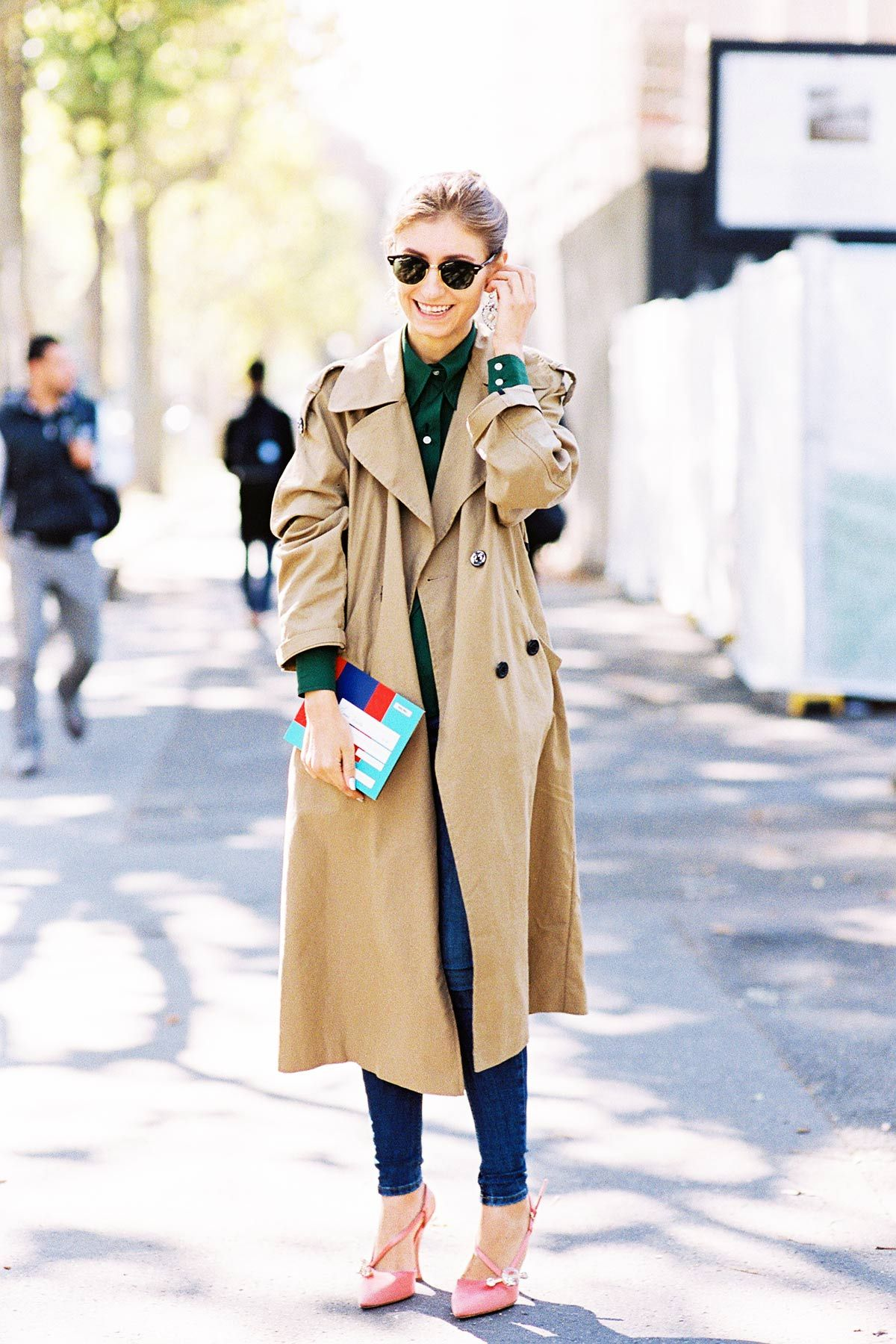 The Best Trench Coats To Buy Now