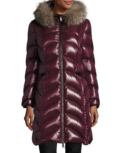 maroon moncler