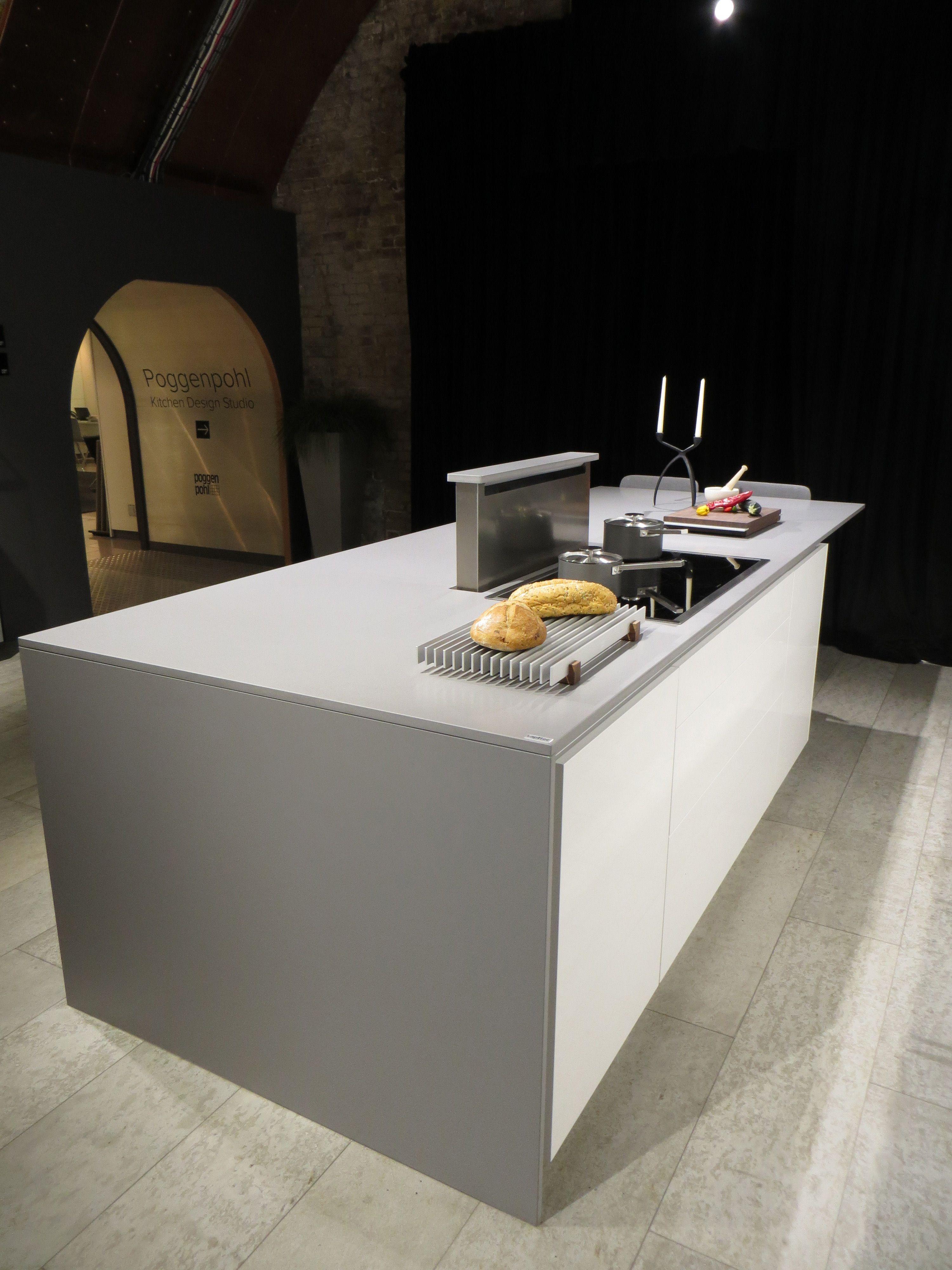 Introducing The New Lapitec Grigio Cemento Satin Finish Display
