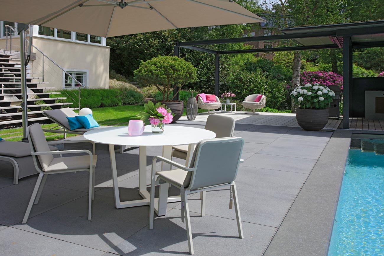 metten umbriano: umbriano grauanthrazit gemasert | umbau-terrasse
