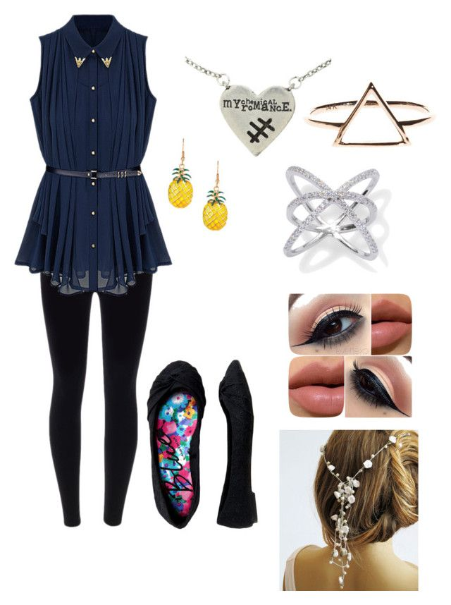 """""""Untitled #38"""" by infinitywildchild ❤ liked on Polyvore"""