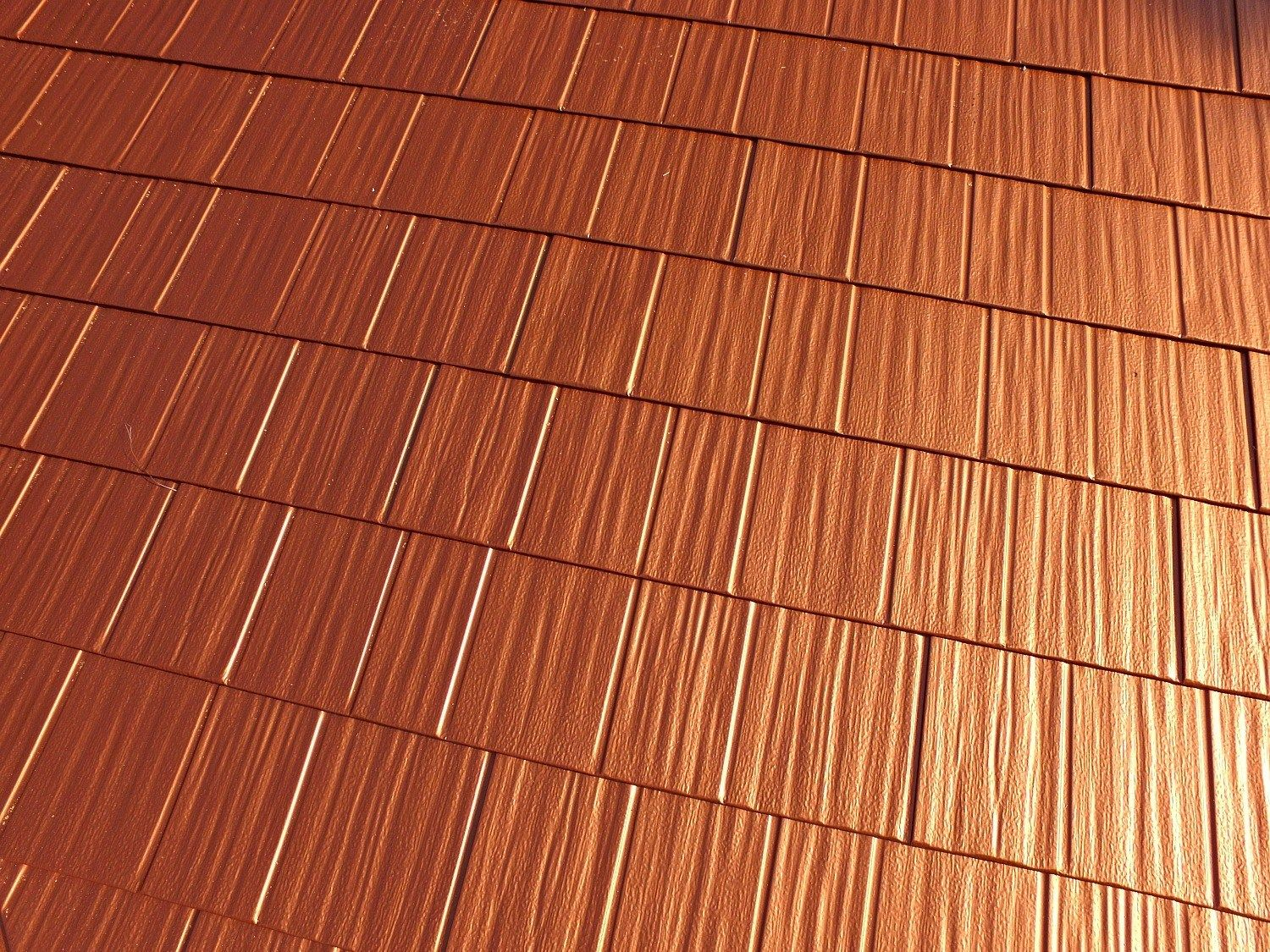 Copper Penny Home Coated Metals Group Copper Roof House Metal Roof Colors Metal Roof Houses