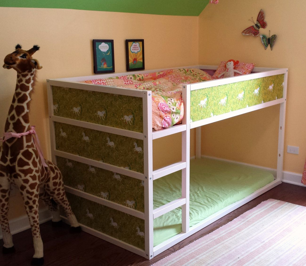 It All Started at Ikea Part One Bunk bed designs, Ikea