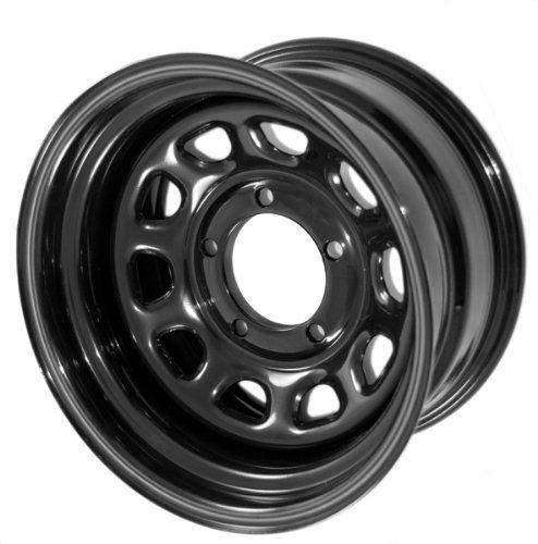 Rugged Ridge D Window Black Wheel Black Wheels Bolt Pattern