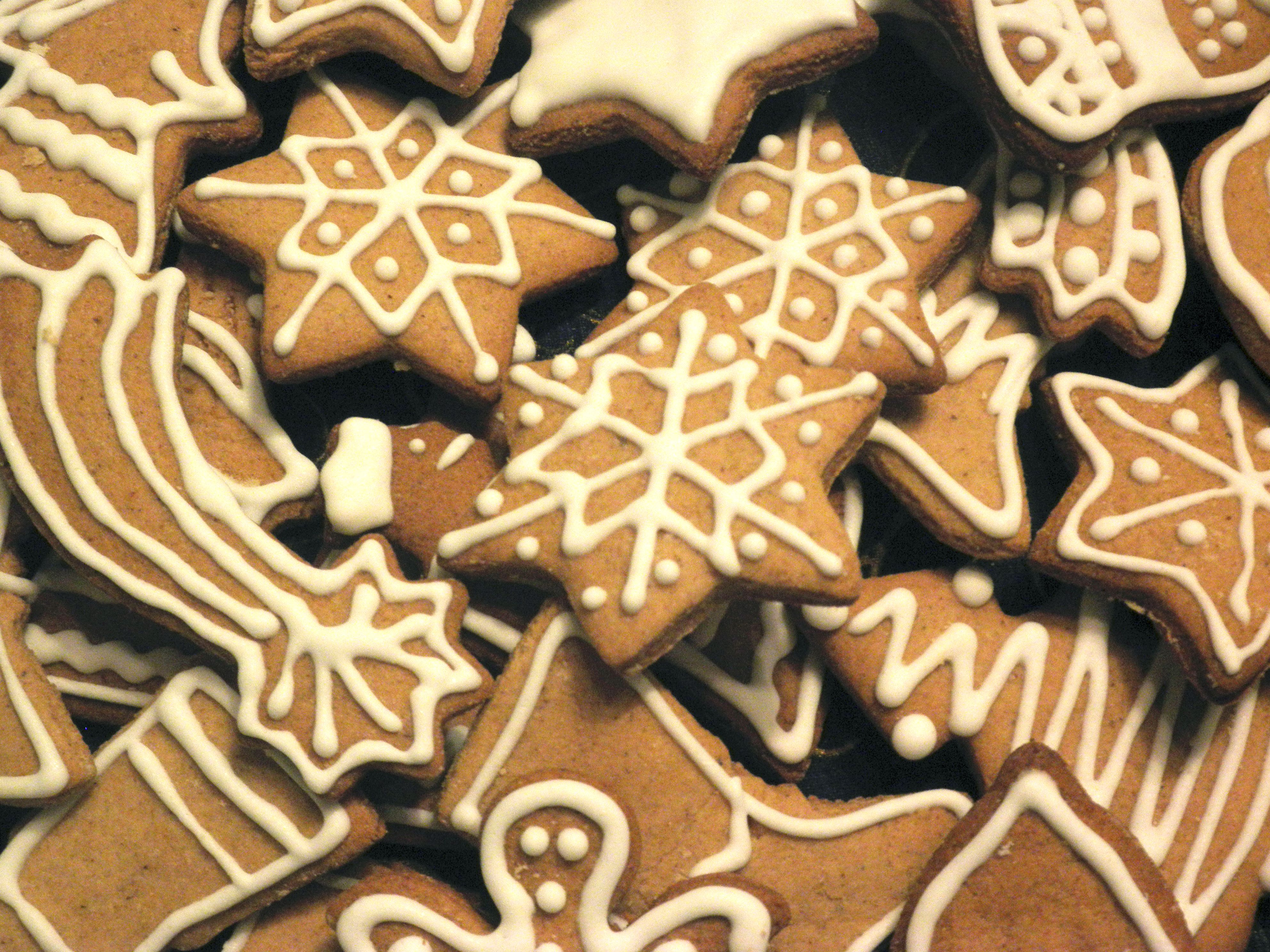 Chritmas Gingerbread