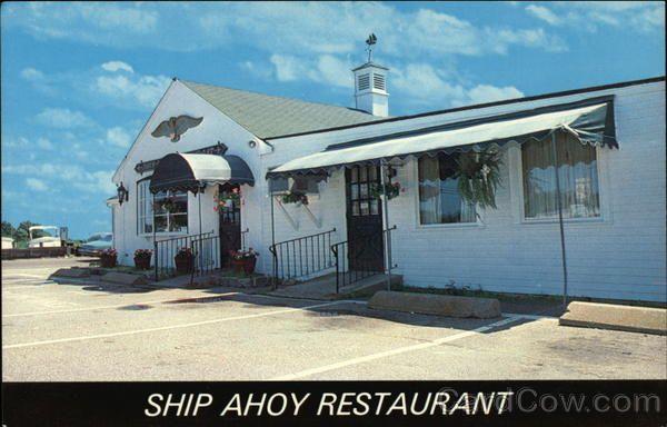 Ship Ahoy Restaurant Cool Places To Visit Places To Visit Ship