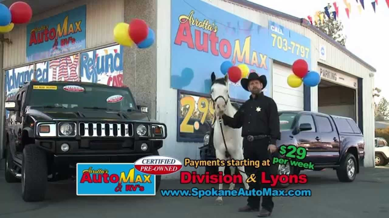 Arrotta's Automax & RV's has been an amazing client! They