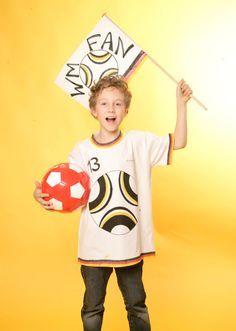 Basteln Mit Kindern Ideen Fur Fussballfans Mit Der Selbst