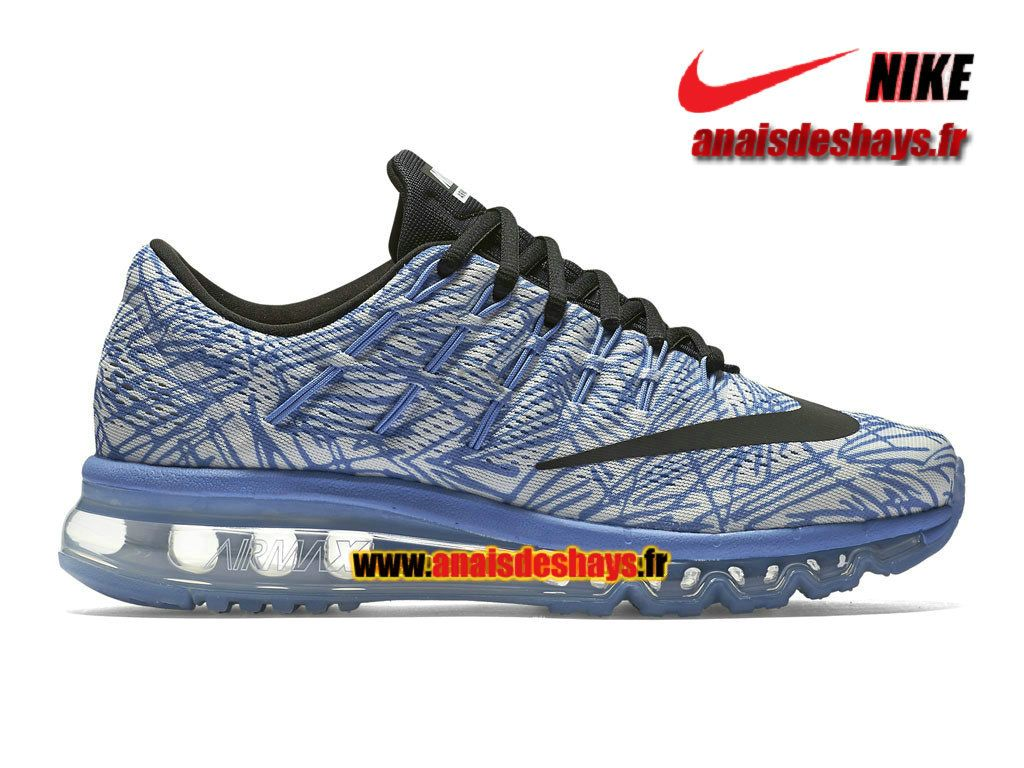 Pour Bleu Craievoilenoir Max Running Wmns Print Nike
