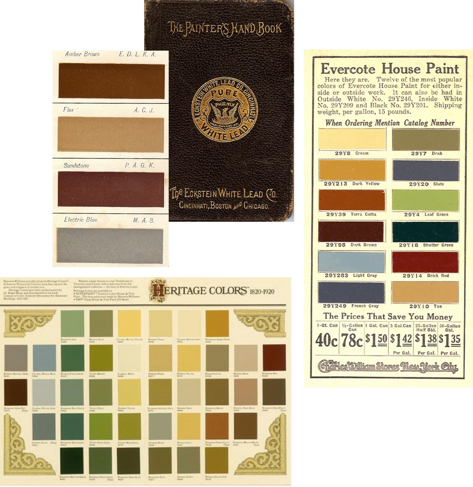 Victorian Interior Paint Colors: Vicotiran Interior Paint Colors