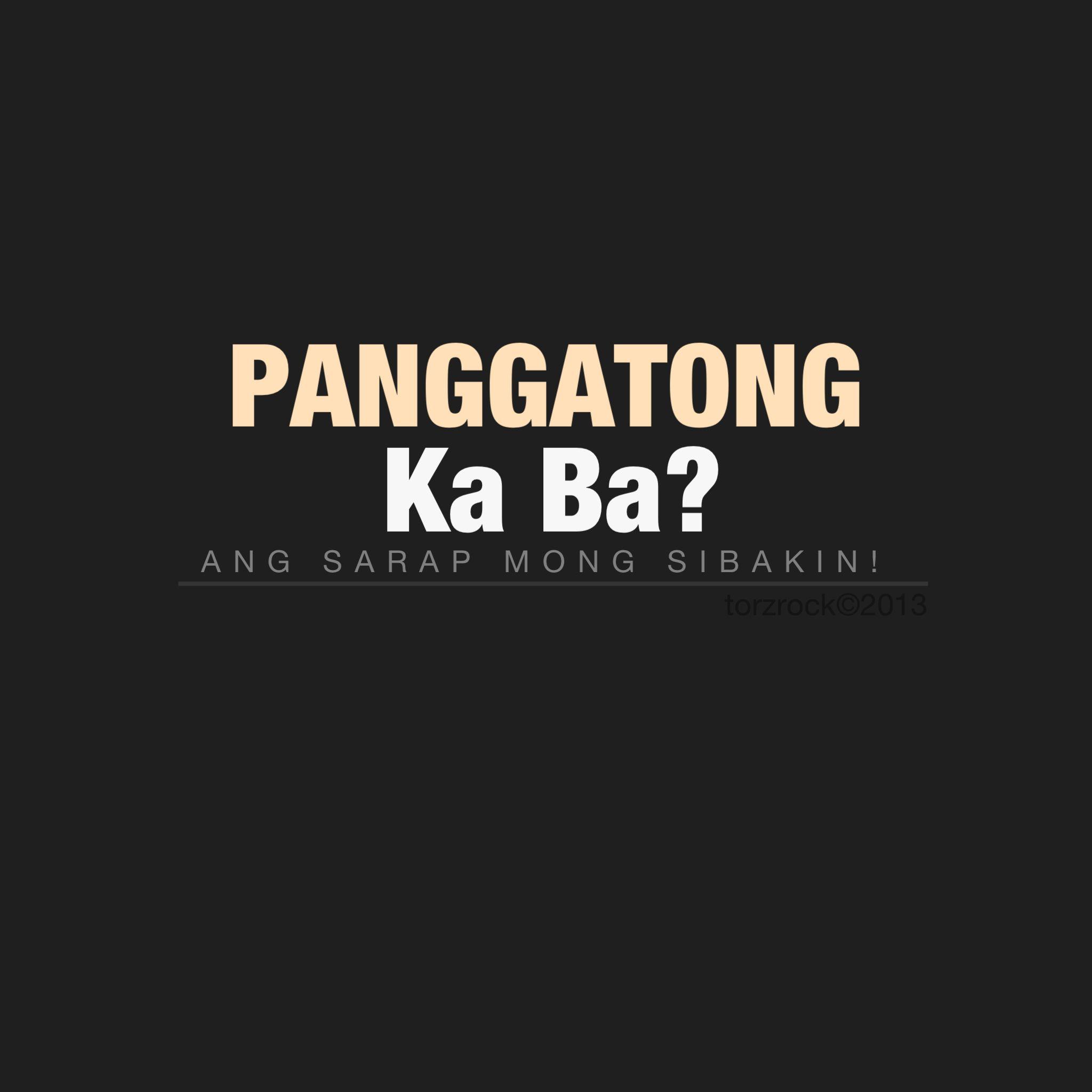 panggatong