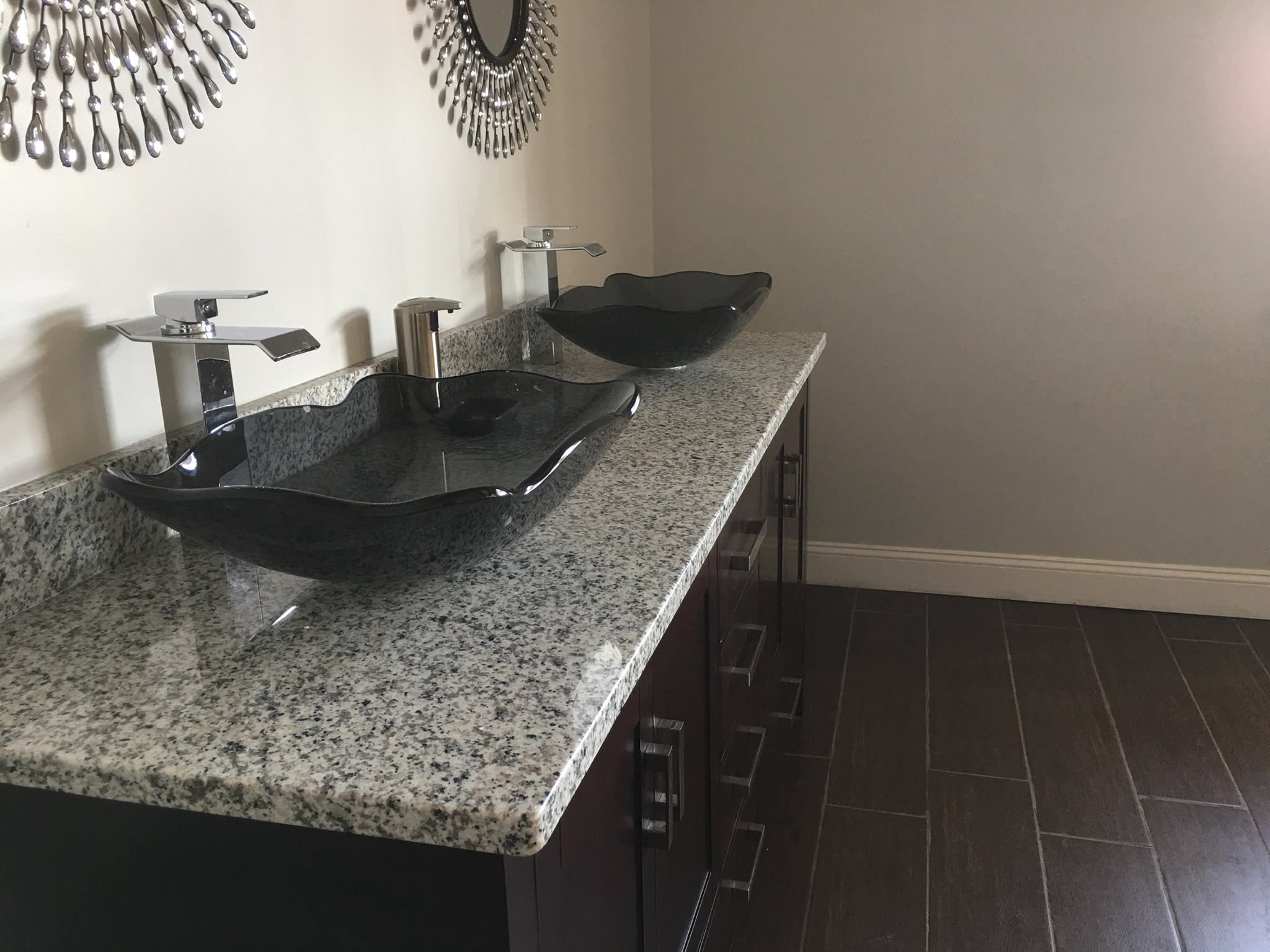 White Black Grey Marble Countertop Granite Film Self Adhesive Vinyl Laminate Counter Top Ezfaux Decor Llc Countertops Marble Countertops Laminate Counter