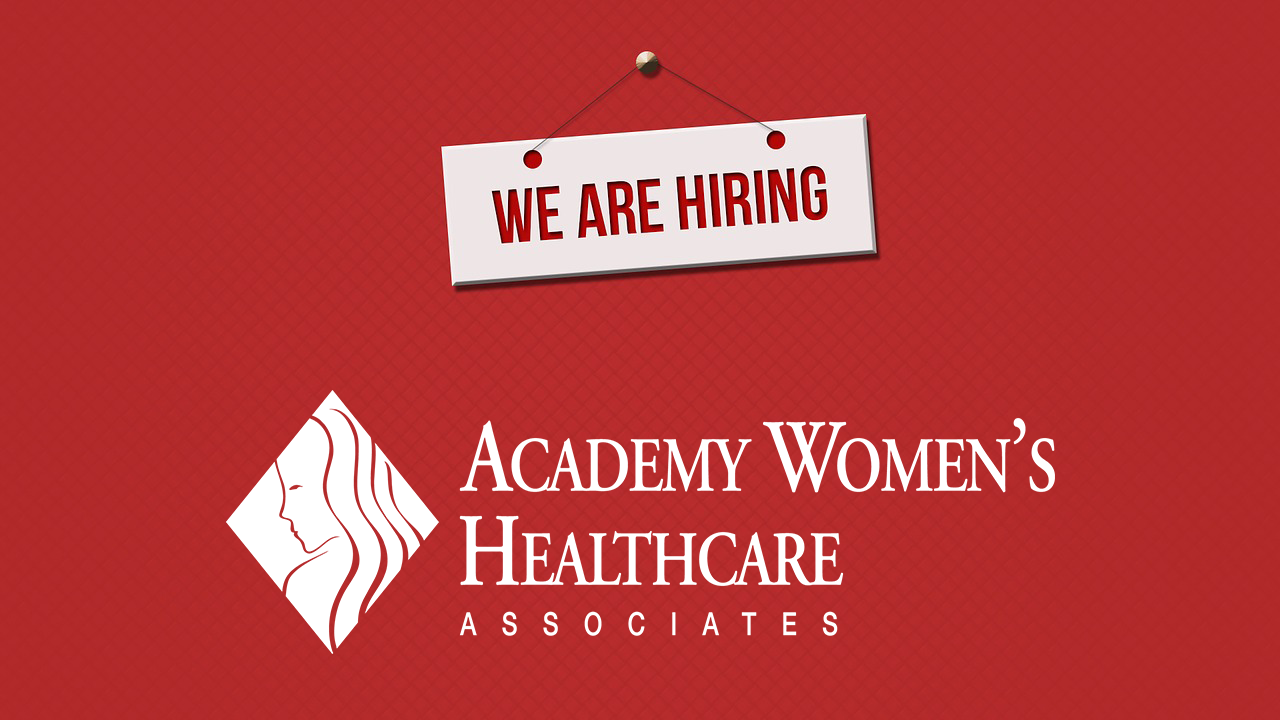 Job Openings Medical Receptionist Womens Health Care Health Care