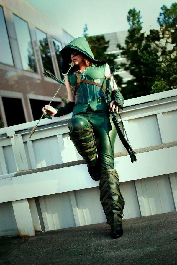Fan Cosplay Friday: Injustice Green Arrow Hits The Mark