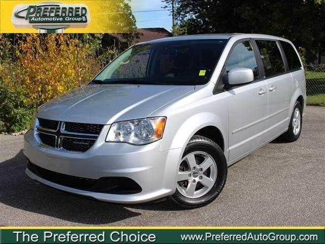 2011 Dodge Grand Caravan 97 030 Miles 12 635 Mini Van Best Family Cars Chrysler Pacifica
