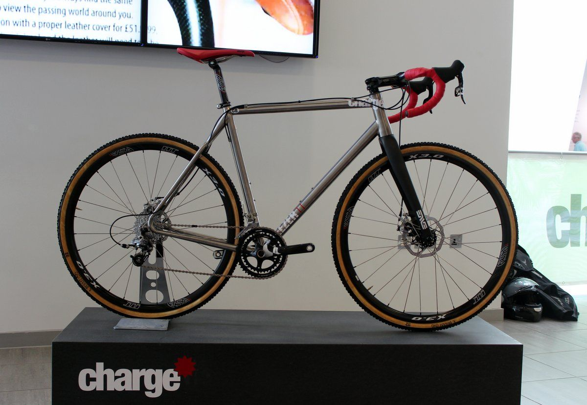 Charge Freezer TI with 3D Dropouts | bikes | Pinterest | Bicycling ...