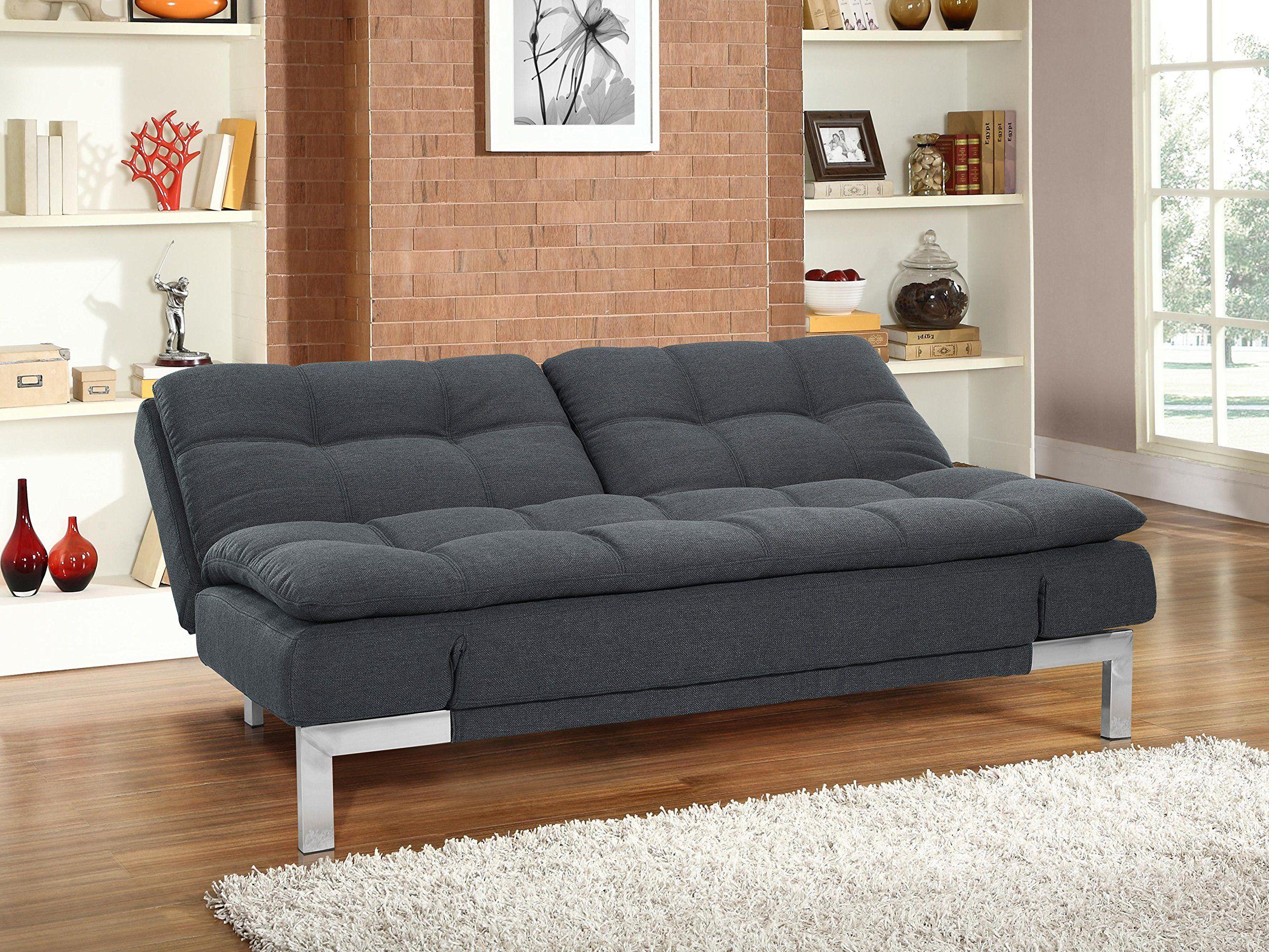 Amazon Com Serta Dream Convertible Boca Sofa Futons Sofa Convertible Sofa