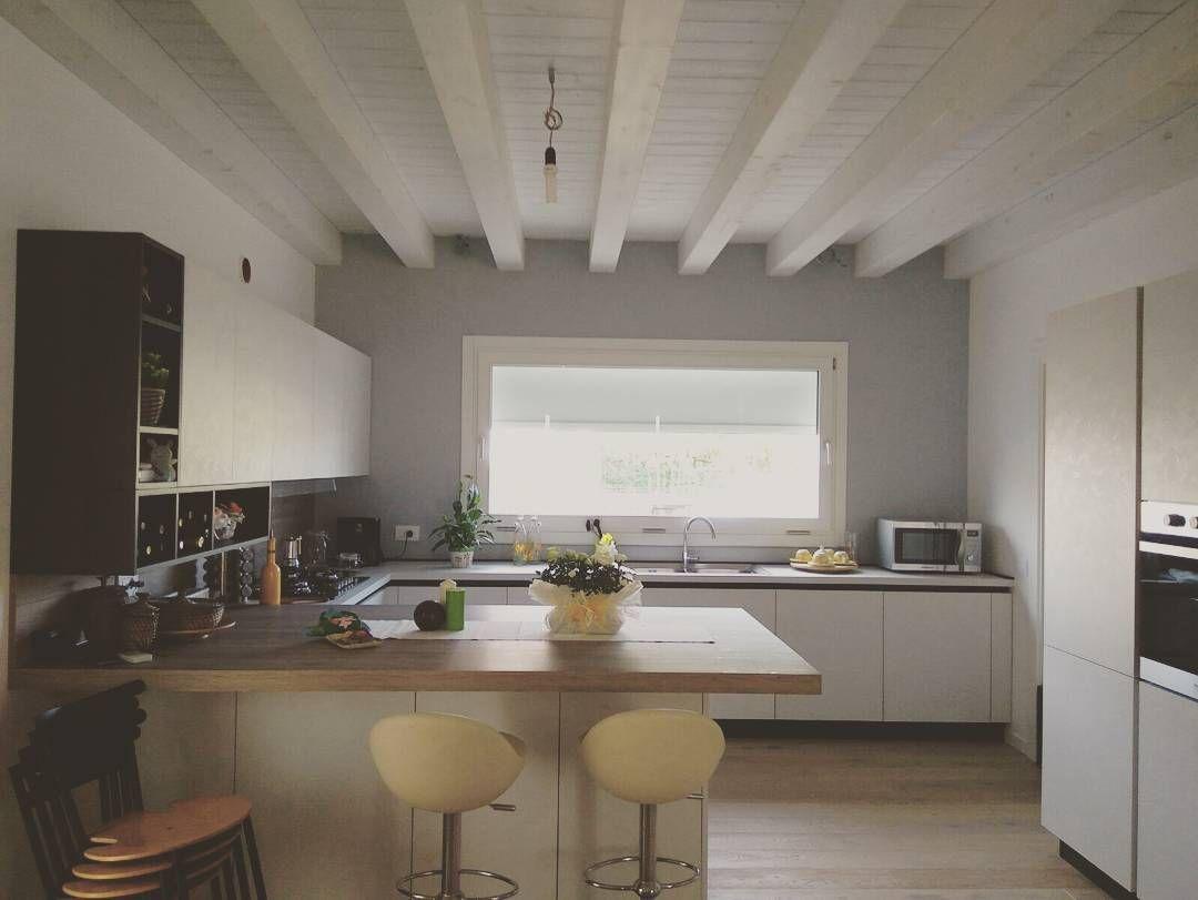 La nuova #cucina di Jana e Roberto progettata e installata ...